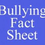 bullyingfactsheet